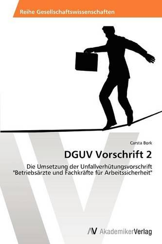 Dguv Vorschrift 2 (Paperback)