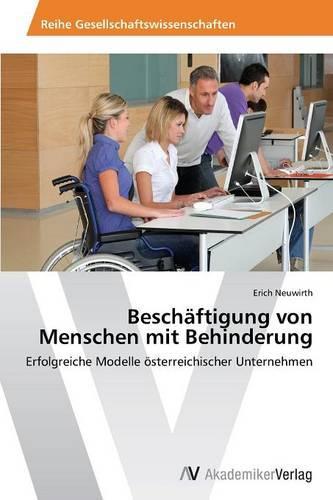 Beschaftigung Von Menschen Mit Behinderung (Paperback)