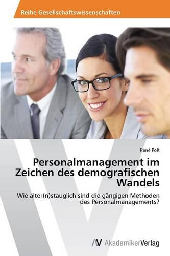 Personalmanagement Im Zeichen Des Demografischen Wandels (Paperback)