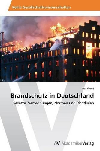 Brandschutz in Deutschland (Paperback)
