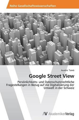 Google Street View (Paperback)