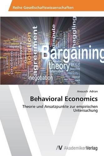Behavioral Economics (Paperback)