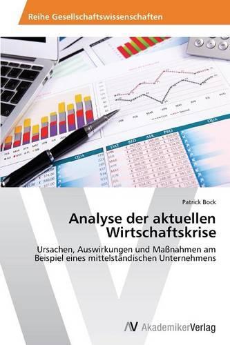 Analyse Der Aktuellen Wirtschaftskrise (Paperback)