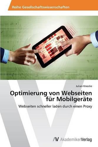 Optimierung von Webseiten fur Mobilgerate (Paperback)