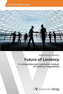 Future of Leniency (Paperback)