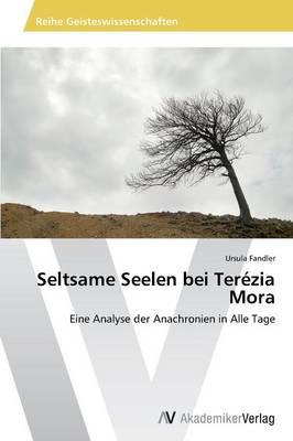 Seltsame Seelen Bei Terezia Mora (Paperback)