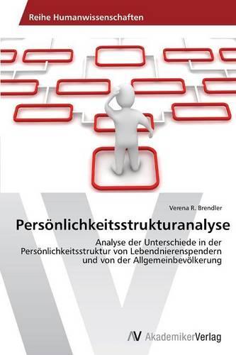Personlichkeitsstrukturanalyse (Paperback)