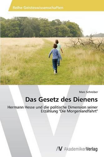 Das Gesetz Des Dienens (Paperback)