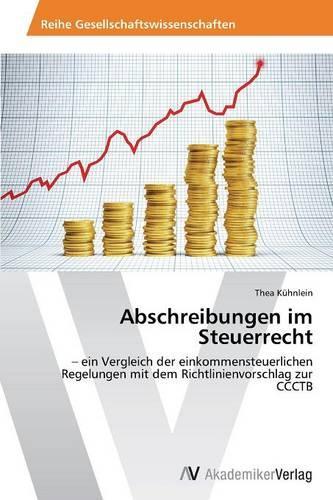 Abschreibungen Im Steuerrecht (Paperback)