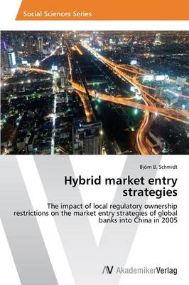 Hybrid Market Entry Strategies (Paperback)