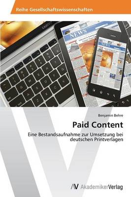 Paid Content (Paperback)