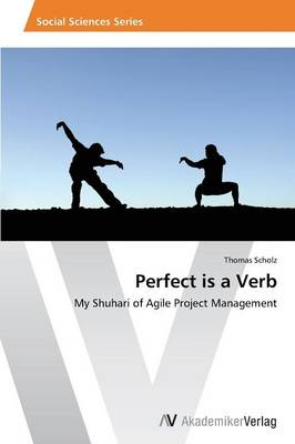 Perfect Is a Verb (Paperback)