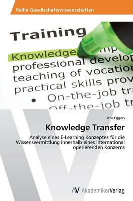 Knowledge Transfer (Paperback)