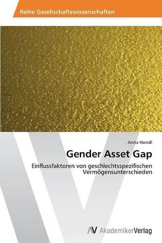 Gender Asset Gap (Paperback)