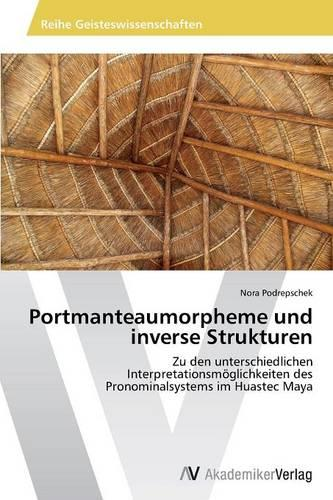 Portmanteaumorpheme Und Inverse Strukturen (Paperback)