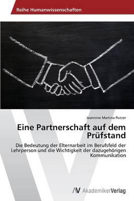 Eine Partnerschaft Auf Dem Prufstand (Paperback)