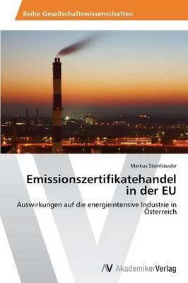 Emissionszertifikatehandel in Der Eu (Paperback)