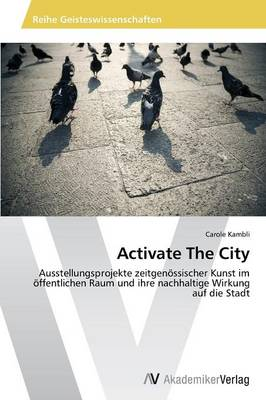 Activate the City (Paperback)