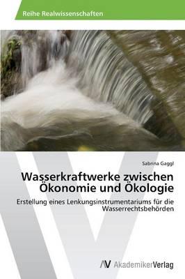 Wasserkraftwerke Zwischen Okonomie Und Okologie (Paperback)