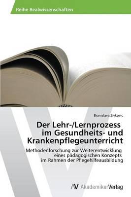 Der Lehr-/Lernprozess Im Gesundheits- Und Krankenpflegeunterricht (Paperback)