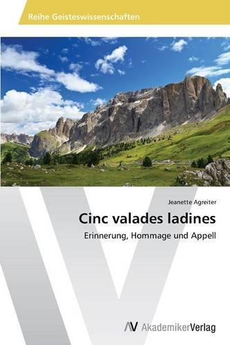 Cinc Valades Ladines (Paperback)
