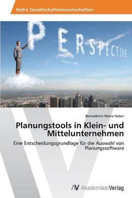 Planungstools in Klein- Und Mittelunternehmen (Paperback)