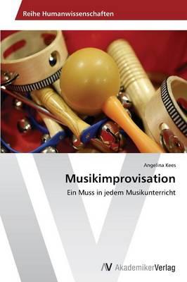 Musikimprovisation (Paperback)