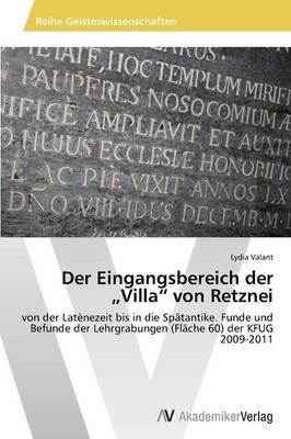 """Der Eingangsbereich Der Villa"""" Von Retznei (Paperback)"""