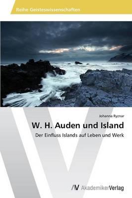 W. H. Auden Und Island (Paperback)
