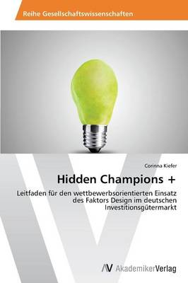 Hidden Champions + (Paperback)