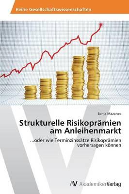 Strukturelle Risikopramien Am Anleihenmarkt (Paperback)