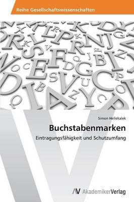 Buchstabenmarken (Paperback)
