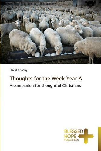 Thoughts for the Week Year a (Paperback)