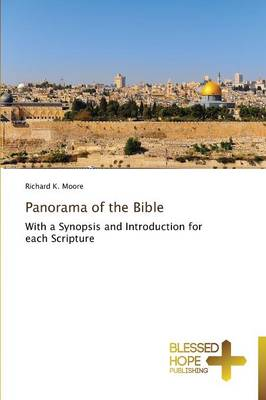 Panorama of the Bible (Paperback)