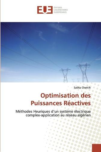 Optimisation des Puissances Reactives (Paperback)