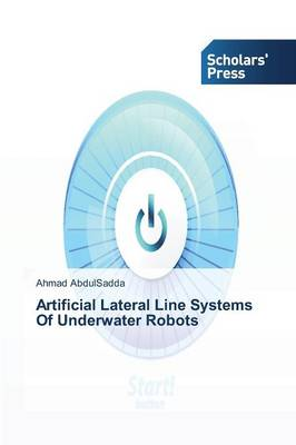 Artificial Lateral Line Systems of Underwater Robots (Paperback)