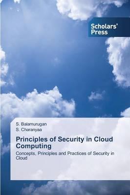 Principles of Security in Cloud Computing (Paperback)