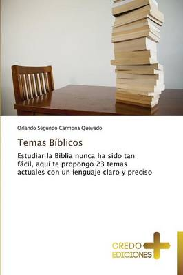 Temas Biblicos (Paperback)