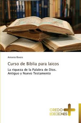 Curso de Biblia Para Laicos (Paperback)
