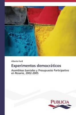 Experimentos Democraticos (Paperback)