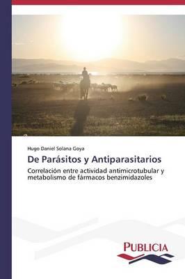 de Parasitos y Antiparasitarios (Paperback)
