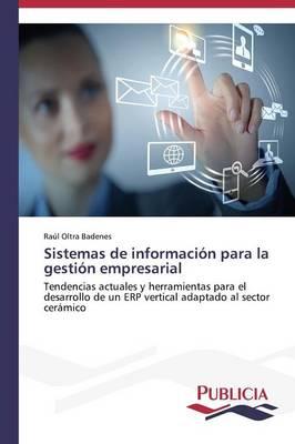 Sistemas de Informacion Para La Gestion Empresarial (Paperback)