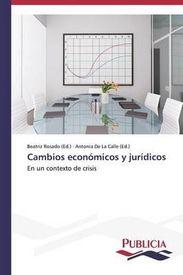 Cambios Economicos y Juridicos (Paperback)