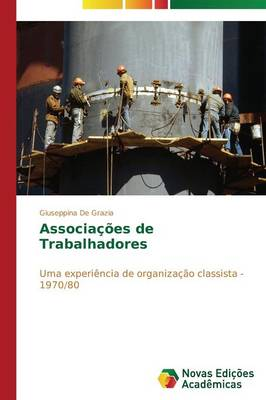 Associacoes de Trabalhadores (Paperback)