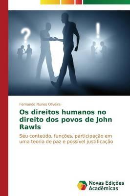 OS Direitos Humanos No Direito DOS Povos de John Rawls (Paperback)
