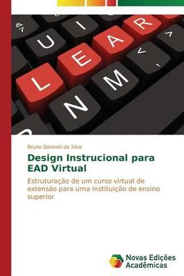 Design Instrucional Para Ead Virtual (Paperback)