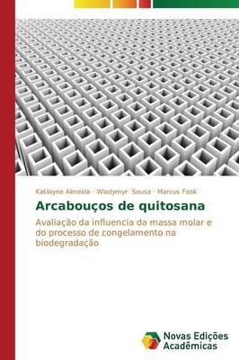 Arcaboucos de Quitosana (Paperback)