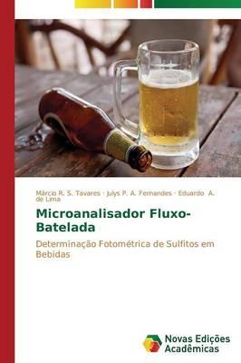 Microanalisador Fluxo-Batelada (Paperback)