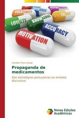 Propaganda de Medicamentos (Paperback)