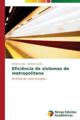 Eficiencia de Sistemas de Metropolitano (Paperback)
